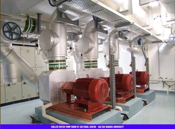 Mechanical Electrical Amp Plumbing